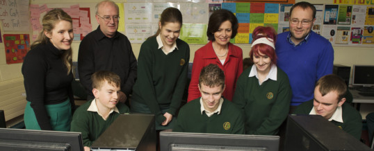 DAVITT COLLEGE SUCCESSFULLY LINKS WITH N.U.I. GALWAY