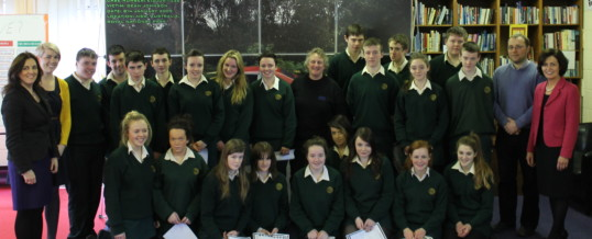 C.S.I. comes to Davitt College
