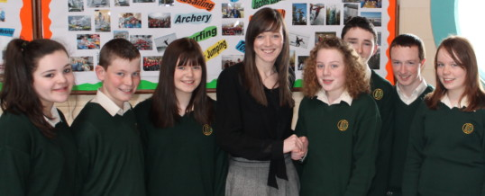 Laura accepted into Centre for Talented Youth Programme