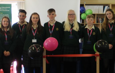 "Davitt College Launch the ""Davitt Bank""!"